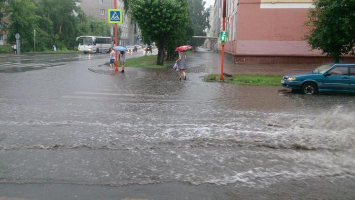 Красноярский общественник предложил подумать о средствах для борьбы с потопами