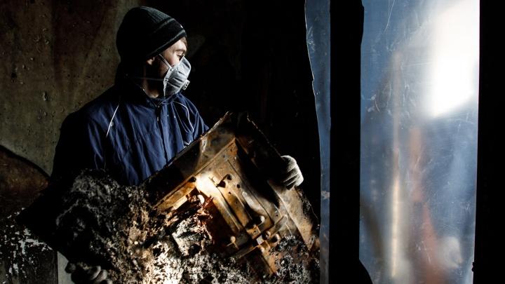 Погубила неосторожность: в Волгограде в своём доме сгорела 85-летняя старушка