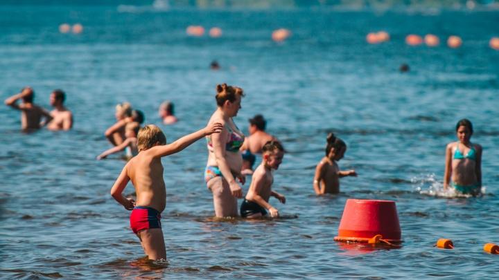 Бегом купаться: в Самару возвращается летняя жара