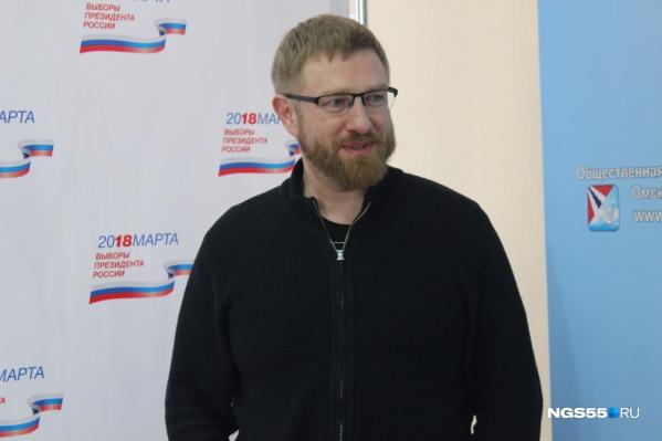 Александр Малькевич родом из Санкт-Петербурга, однако на протяжении четырех лет жил и работал в Омске