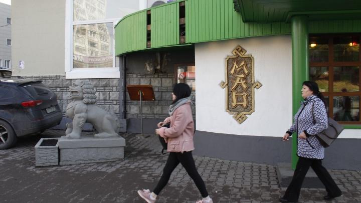 В Новосибирске закрылся старейший китайский ресторан