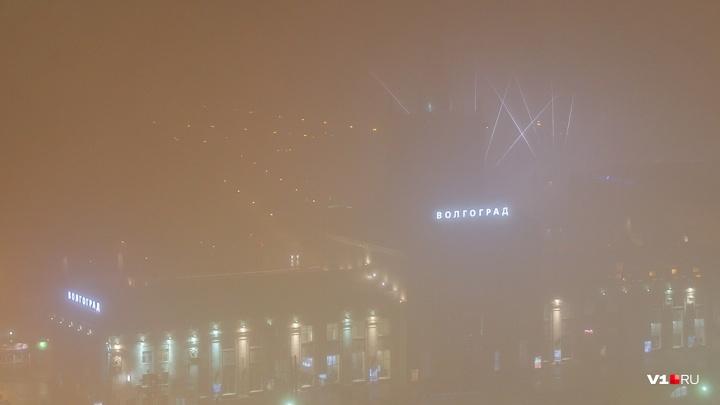 Волгоградской области пообещали гололёд, изморозь и туман
