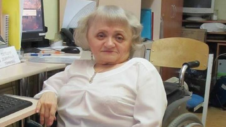 Учила доброте: в Самаре умерла PR-специалист ассоциации инвалидов «Десница» Наталья Барткова