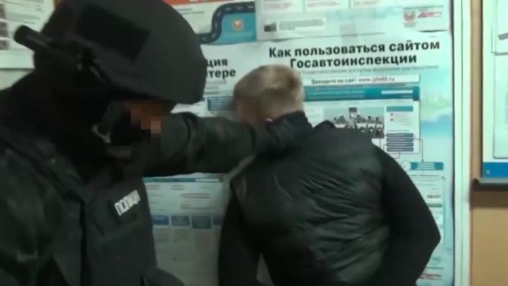 В Архангельске задержали мужчину с 750 граммами наркотиков в машине