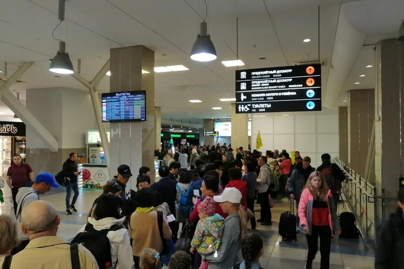 В Китае остаётся еще около тысячи казахстанских туристов