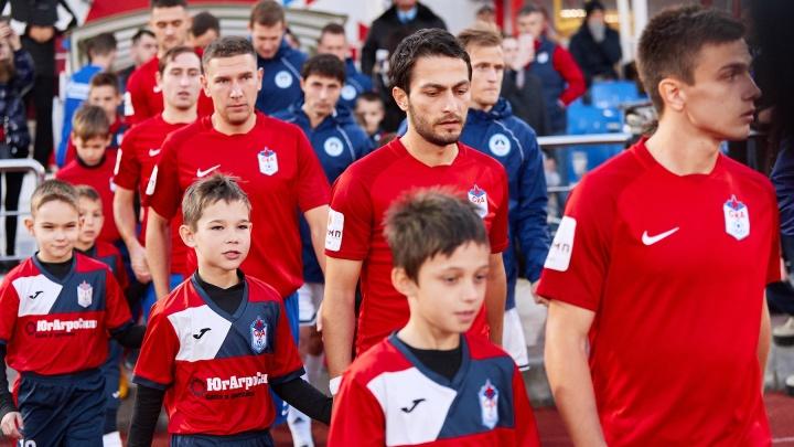 ФК СКА провел последний официальный матч в 2019 году