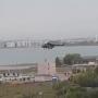 Бойцы ОМОНа с вертолёта высадились в Ленинском районе Челябинска