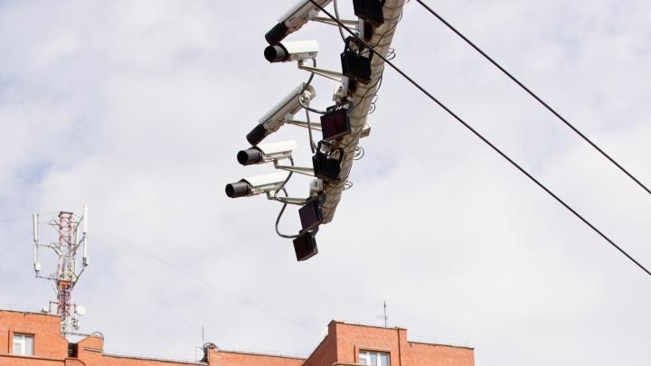 Несколько десятков камер появятся на перекрёстках под Новосибирском
