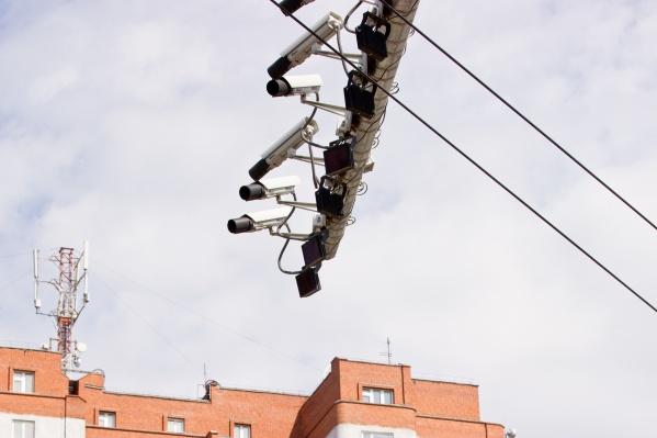 Новые камеры появятся на перекрёстках у городов и посёлков области