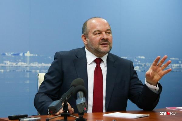 О завершении исследований ЧП у Нёноксы губернатор рассказал в своем блоге<br>