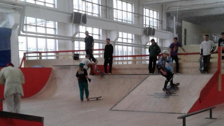 Ярославских скейтбордистов будут готовить к летним Олимпийским играм