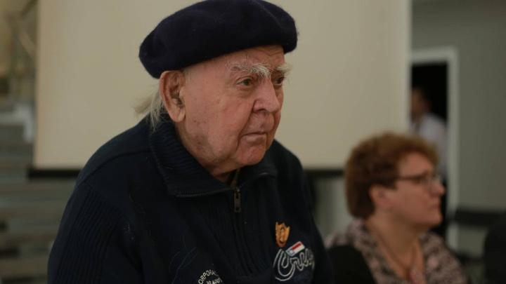 Волгоградец, написавший книгу об ужасах Сталинградской битвы, получил международную премию