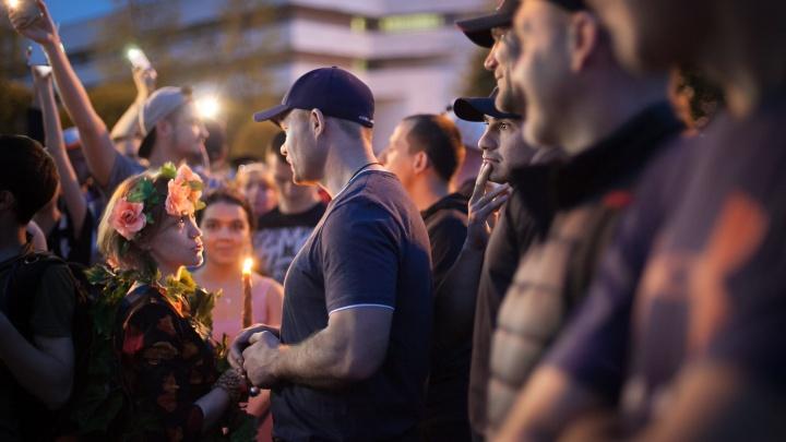 В моем городе беда и морок: горожане — о ситуации о протестах против строительства храма