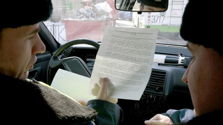На улице Крупской в Кургане Mazda сбила девочку