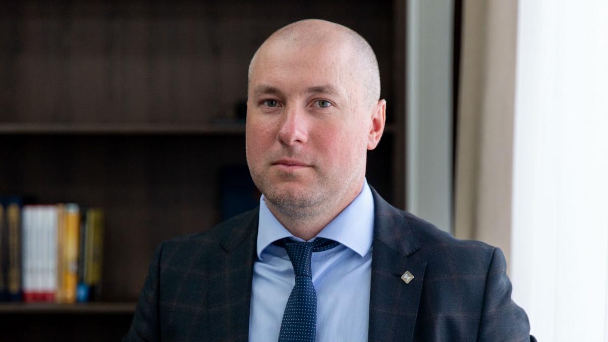 Директор филиала ПАО СКБ Приморья «Примсоцбанк» в Челябинске Сергей Бешаков