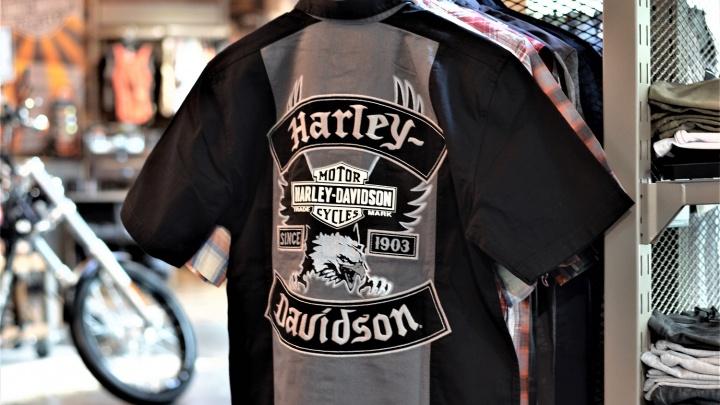 В «Harley-Davidson Красноярск» началась большая распродажа