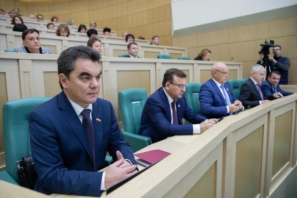Ирек Ялалов теперь заседает в Совете Федераций