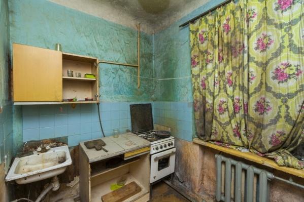 За пять лет власти потратили три миллиарда рублей на переселение зауральцев из аварийных домов