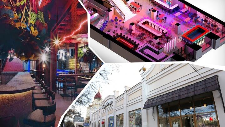 «Полторы тысячи человек за вечер»: на Кировке откроют 20 баров под одной крышей