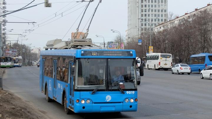 В Ростов из Москвы передадут 60 троллейбусов. Столице они больше не нужны