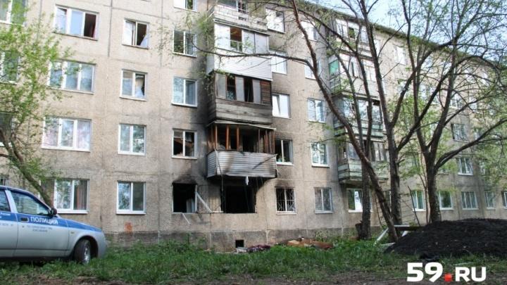 Ремонт пострадавшего от взрыва газа дома на улице Свиязева закончат до 20 октября