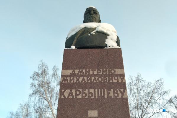 Дмитрий Карбышев, ставший героем шутки на ТНТ, существовал в реальности и погиб в концлагере в конце войны