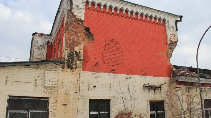 Компании красноярского миллиардера запретили сносить старинное здание