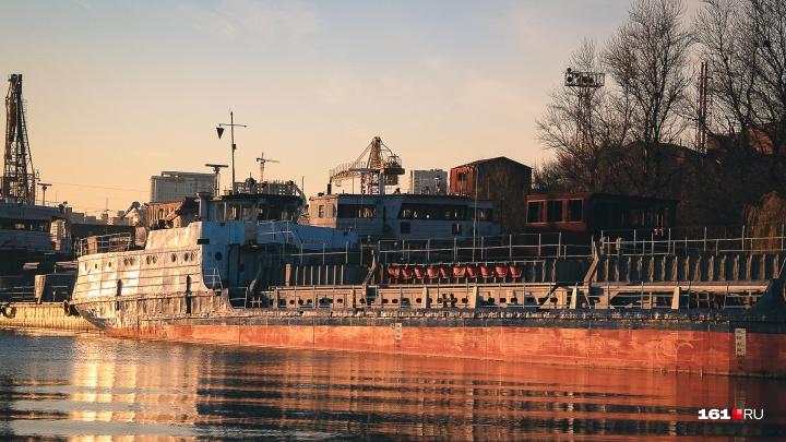 В Ростове морякам компании «Палмали» выплатили 20 миллионов рублей долга