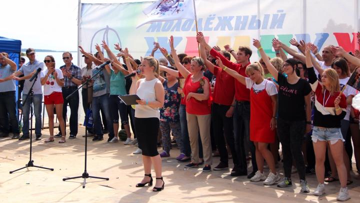 Энергия и драйв: заводчане «Полета» провели фестиваль сатиры и юмора на озере Увильды