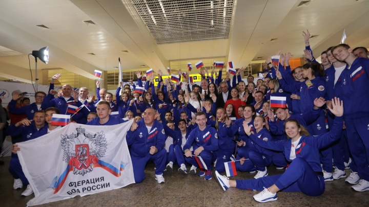 Наши в Аргентине: два новосибирца в составе сборной улетели на юношескую Олимпиаду