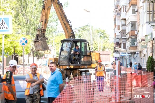 Воды не будет из-за ремонта водонапорной станции