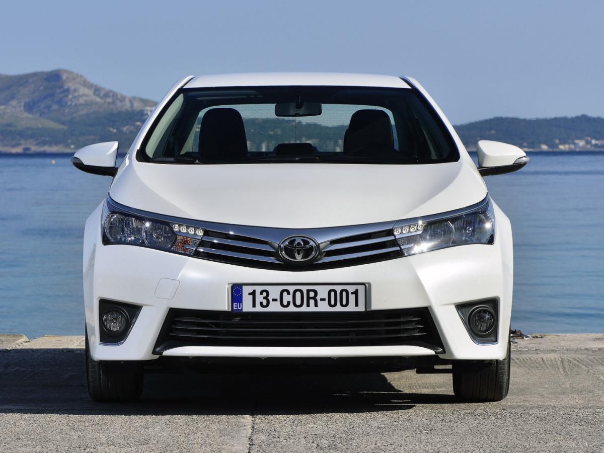 Четыре «Тойоты» попали в список главных в мире машин (фото)