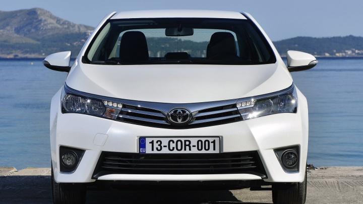 Четыре «Тойоты» попали в список главных в мире машин