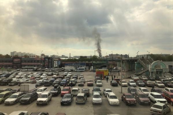 Вид со Станционной в сторону улицы Широкой