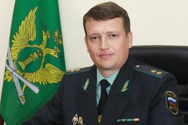 Евгений Казанов стал главным судебным приставом Дона