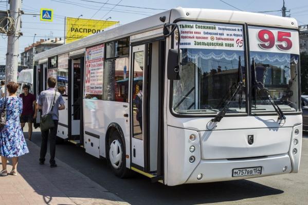 Компания-перевозчик пока не нашла автобус, из которого высадили ребёнка.