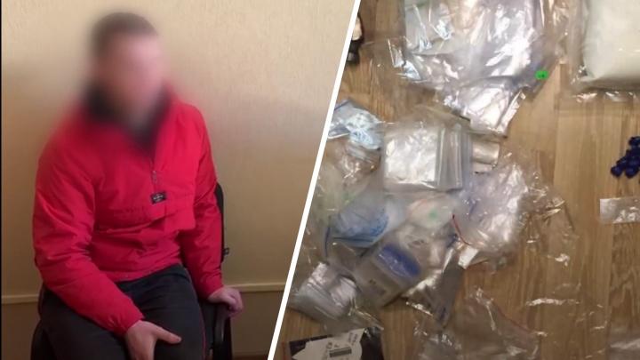 «При виде полицейских заметно нервничали»: челябинцев задержали в Сочи с крупной партией наркотиков