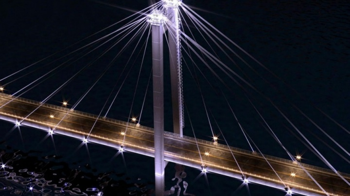 Мост с БКЗ на остров Татышев перекрывают на полтора месяца