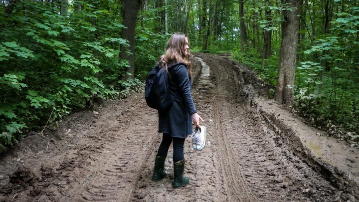 Хроники благоустройства: гуляем по Щелоковскому хутору