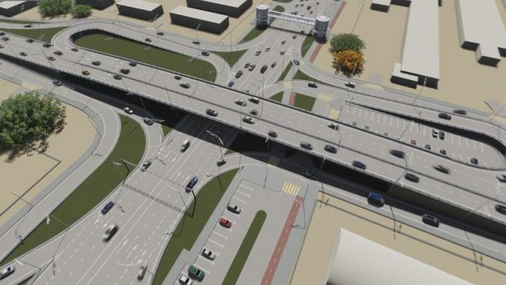 Как будет выглядеть улица Мельникайте после реконструкции: фото и видео проекта