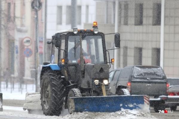 Убирать дороги в Центральном и Советском районах будут за 512 миллионов рублей
