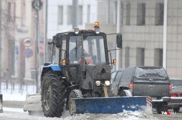«Не подтвердили свой опыт»: мэрия забраковала фирму, получившую право на уборку дорог в Челябинске