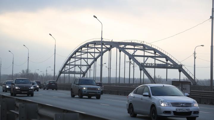 Теперь везде 40: на новом Бельском мосту в Уфе водителям придется снизить скорость
