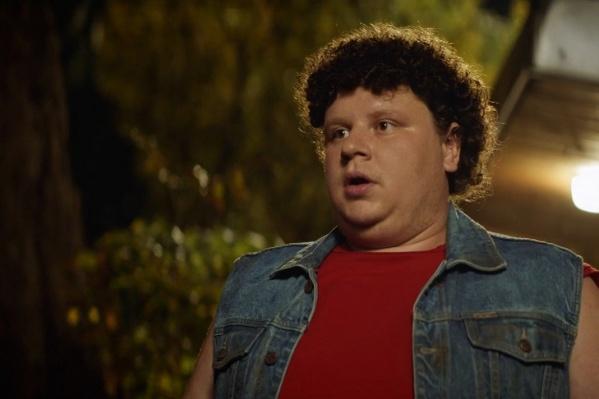 Евгений Кулик сыграл Ваню, лучшего друга главного героя — парня с бионическими руками и ногами