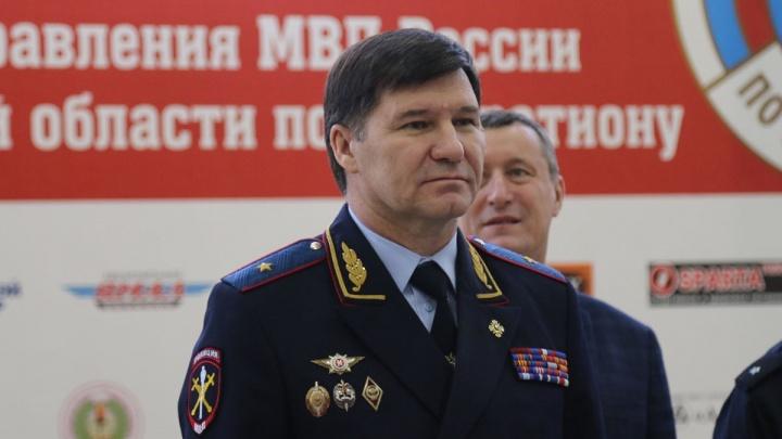 Начальник полиции Тюменской области покинул пост