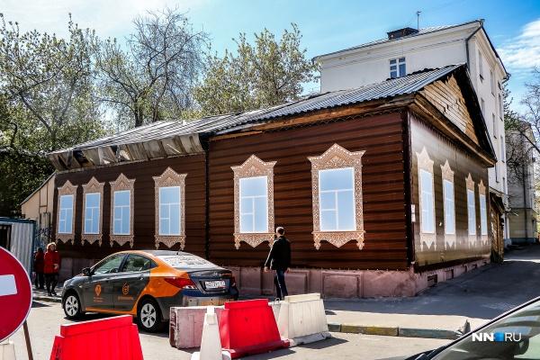 Дому А.П. Чегодаева давно не везёт