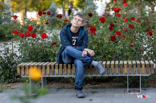 О своих болезнях 13-летний Даниил рассказывает очень неохотно