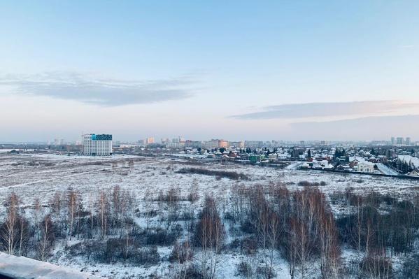 Готовьтесь играть в снежки и делать снеговиков — по прогнозам, на следующей неделе в городе выпадет много снега