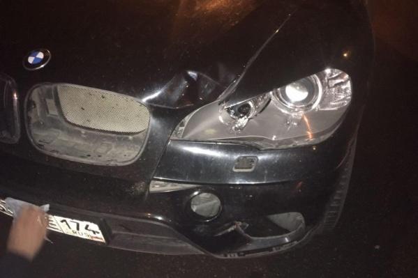 По информации ГИБДД, водитель иномарки в момент ДТП был пьян<br><br>