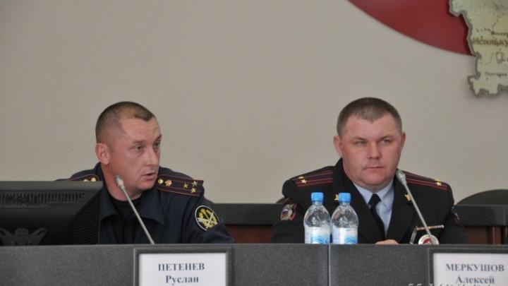 Глава областной полиции назначил проверку после дебоша с участием начальника омского УМВД